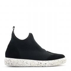 Sportowe czarne buty socks