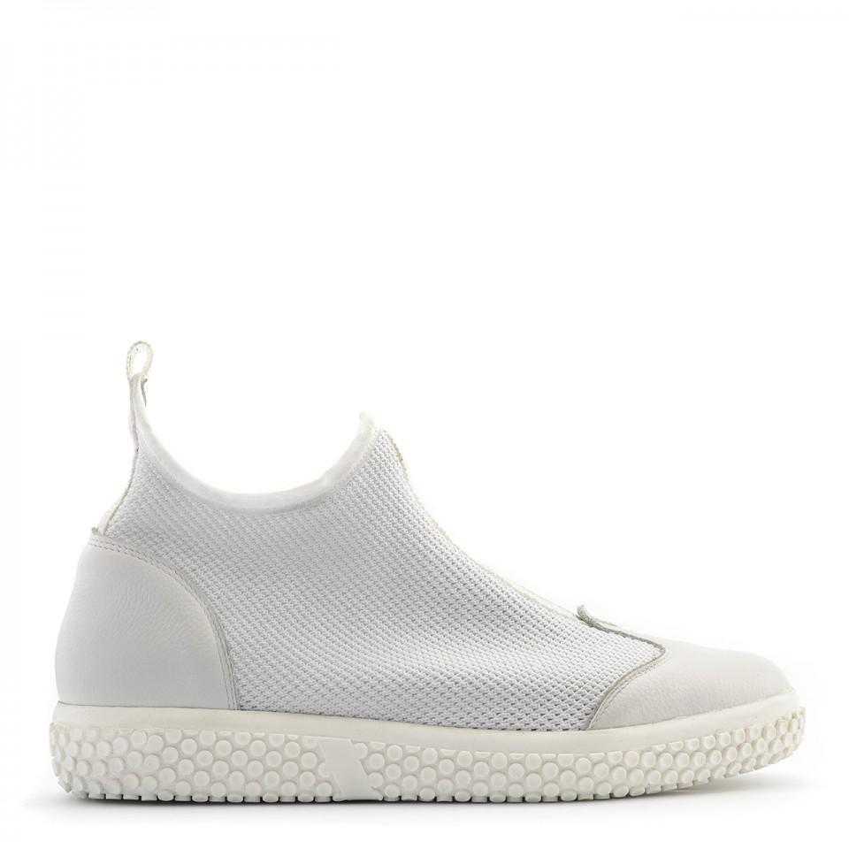 Sportowe białe buty socks
